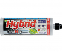 New BIS-HY Hybrid Gen2 Injection Adhesive - with C2 Seismic Certification
