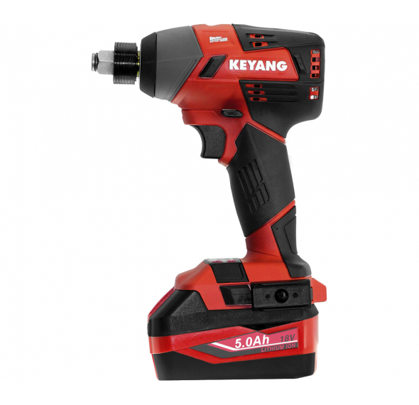 Keyang DW18BL - 18V Brushless 2 In 1 Impact Tool (1/4 and 1/2)
