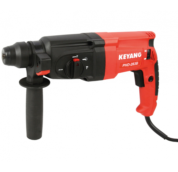 Keyang PHD283B - 2Kg Industrial SDS Plus Rotary Hammer Drill