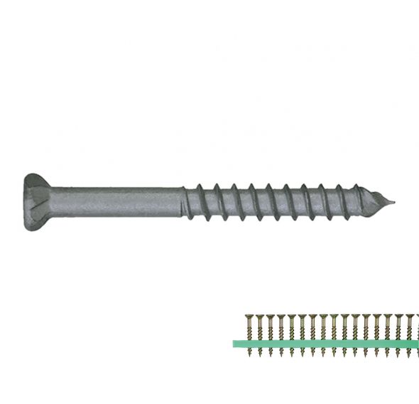 Ejector Decking Screw (Strip) - Compatible with M-TCH7390K and M-TCH7392SFK