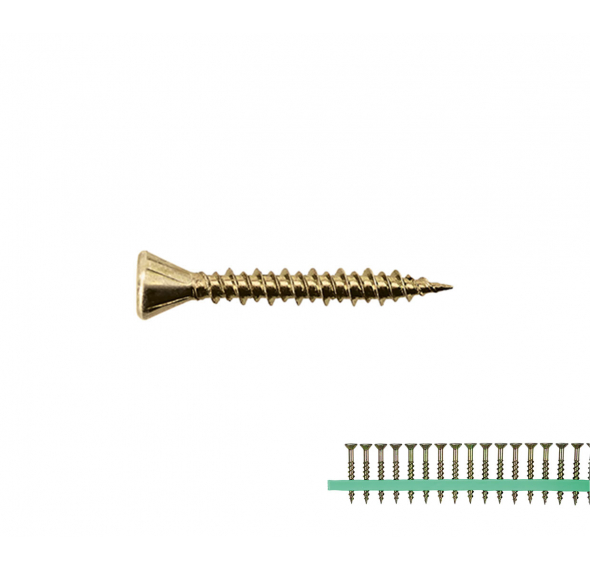 Needle Point - Reduced Head (Strip) - Compatible with M-TCH7241A